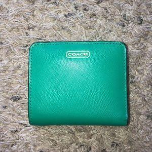 Coach Small Snap Wallet